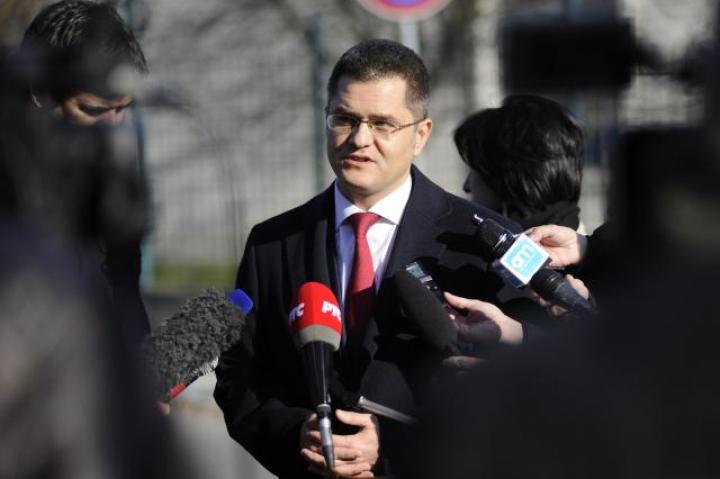 Јеремић у недељу објављује кандидатуру?