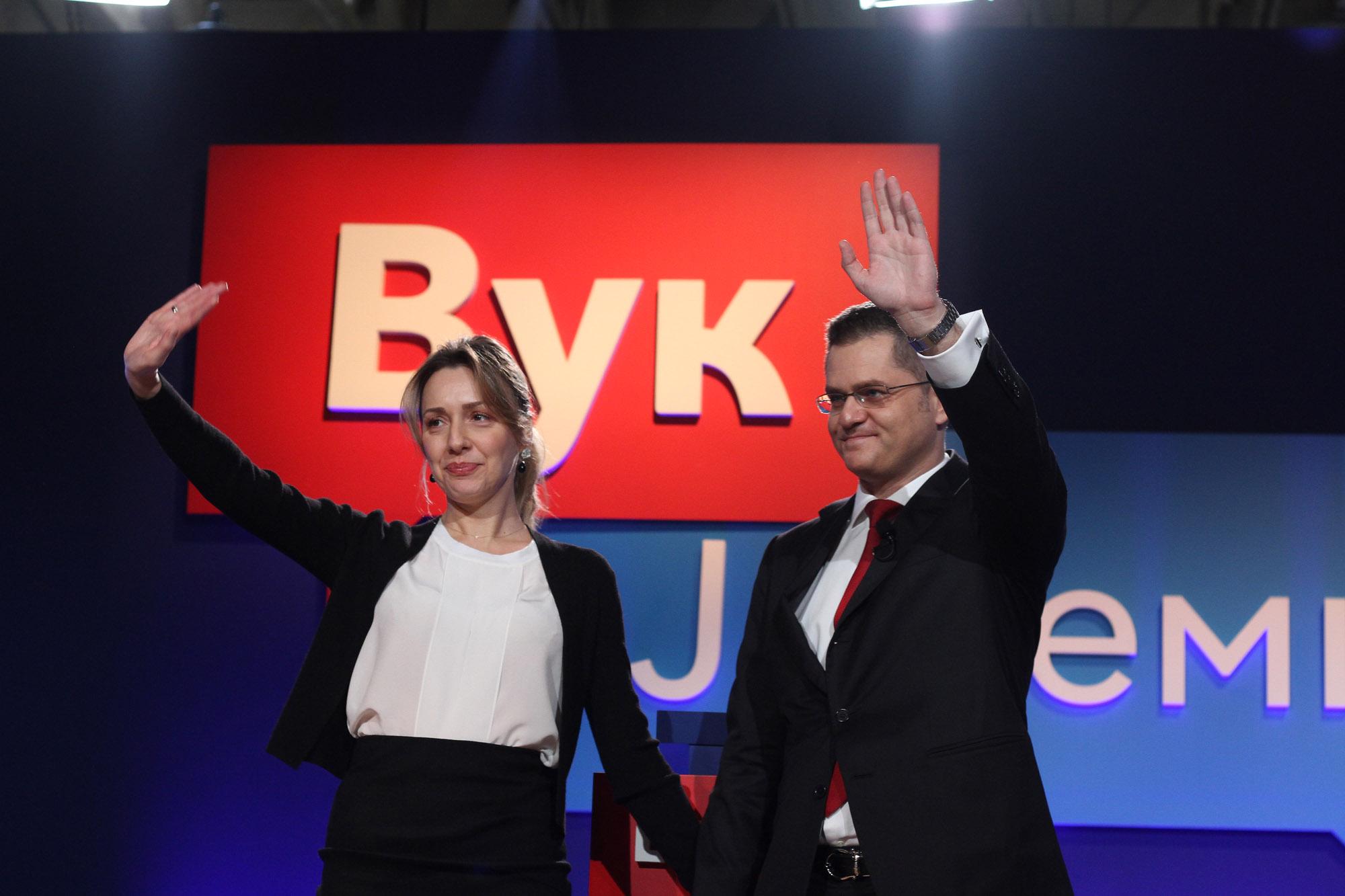 Јеремић: Кандидовао сам се да би могли да живимо без страха од одласка у пензију