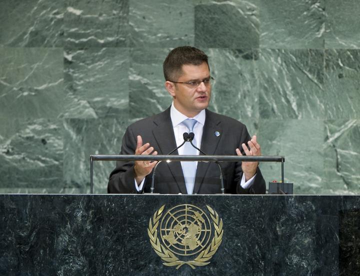 Блиц: САЗНАЈЕМО Вук Јеремић се у недељу кандидује за председника