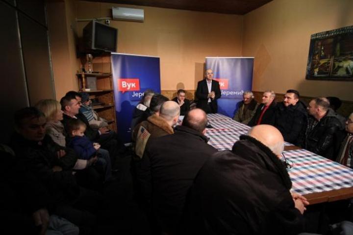 Јеремић: Нећу дозволити странцима земљиште без тендера
