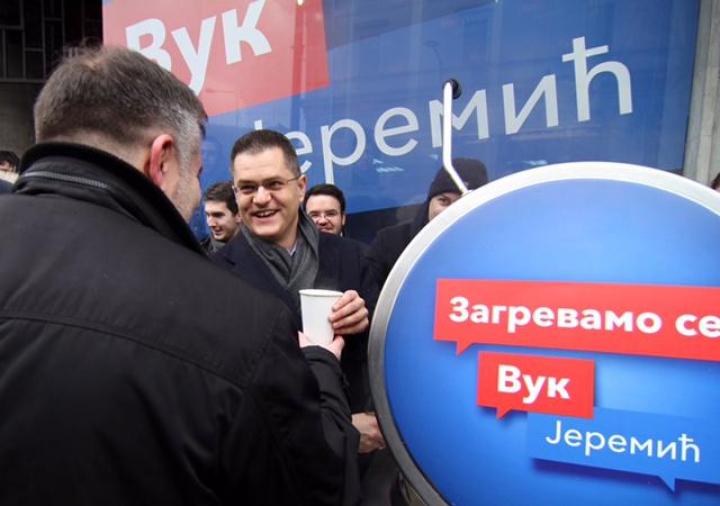 Вук Јеремић отворио београдску канцеларију