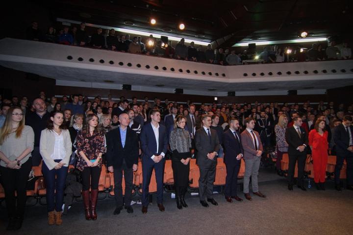 Јеремић: Нема већих вредности од образовања и народног јединства