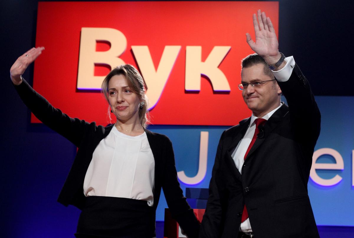 Вук Јеремић објавио да се кандидује за председника Србије