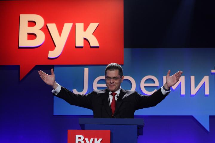 Јеремић: Време да народ и ову власт казни због неиспуњених обећања