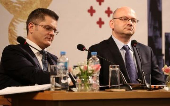 Јеремић у Требињу: Тешко је предвидети будућност Европске уније