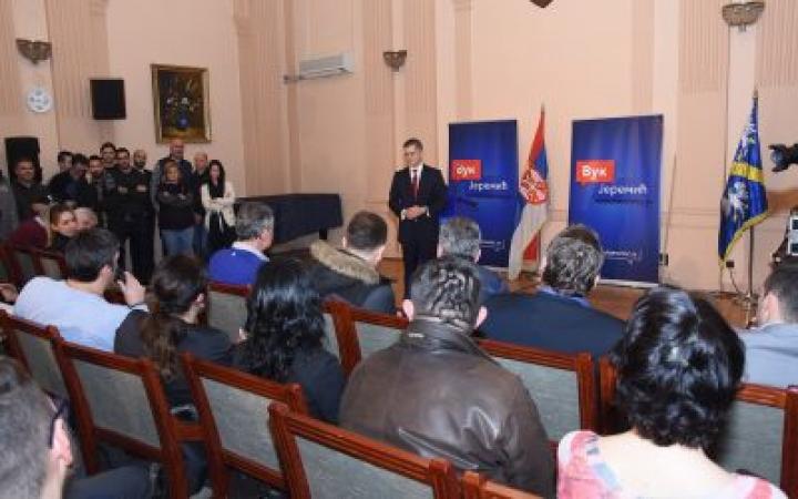 Јеремић: Вучићева кандидатура - персонализација власти и државе