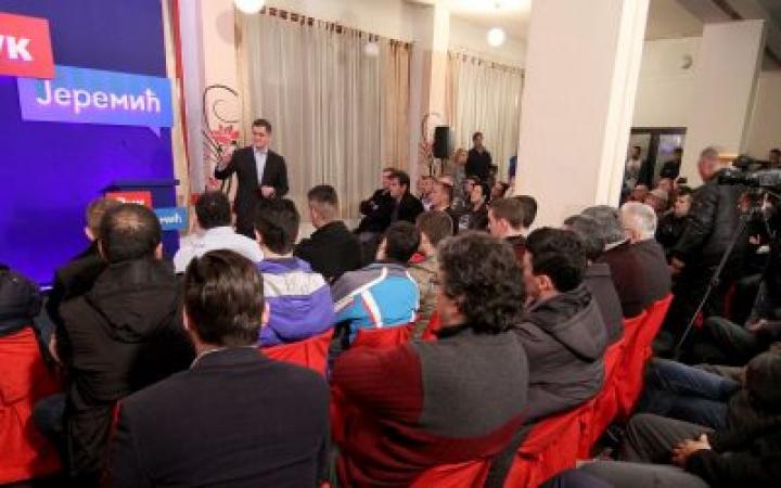 Вук Јеремић: Победићу ако на изборима људи буду гласали срцем и из стомака