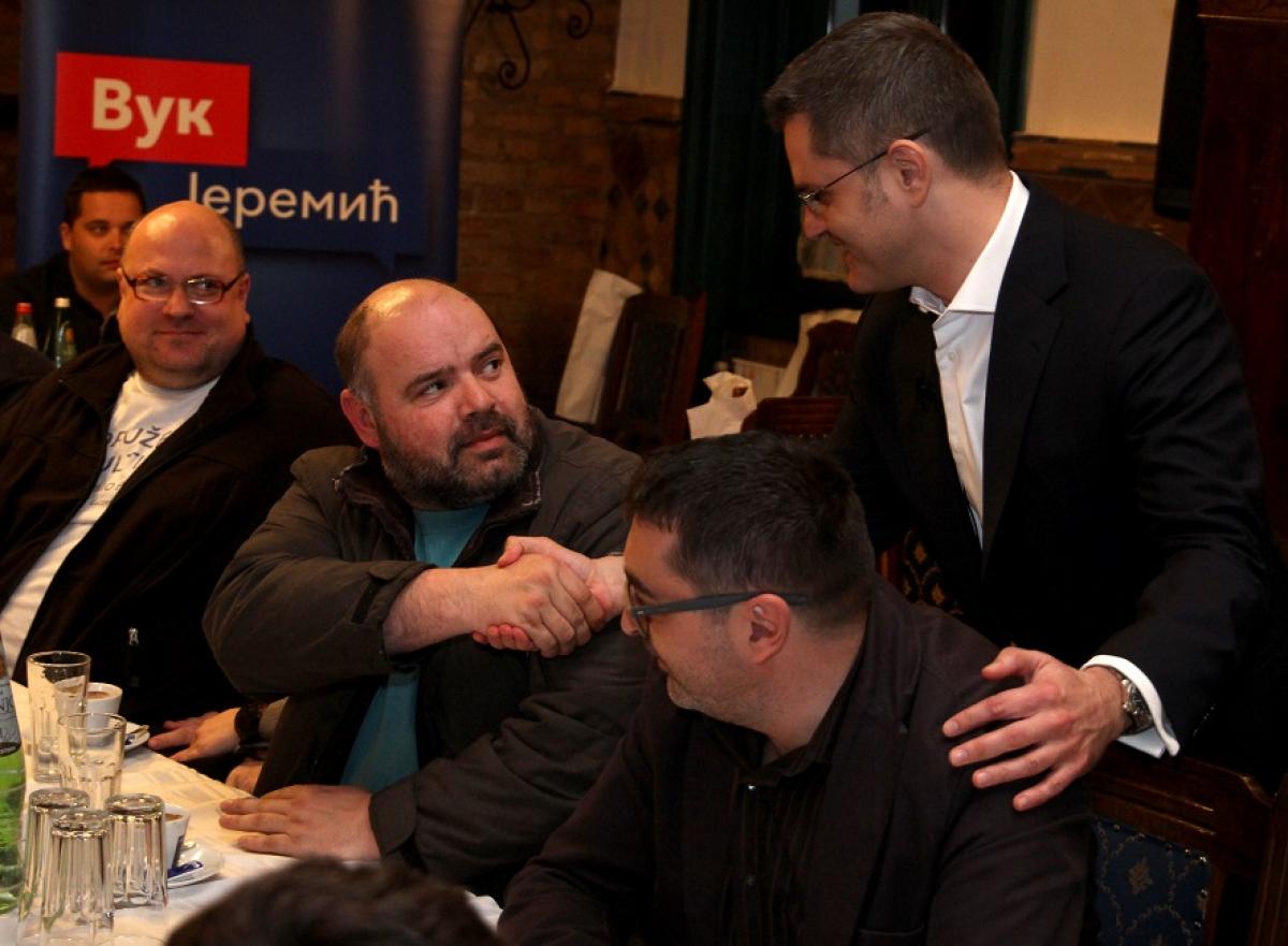 Јеремић у Кулпину: Изађите и гласајте против Вучића