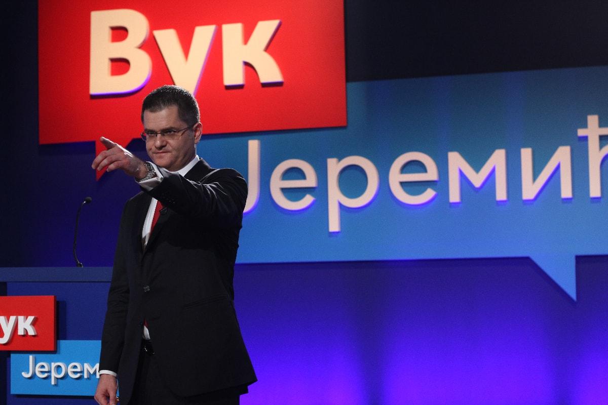Јеремић: Чега се то плаши Александар Вучић