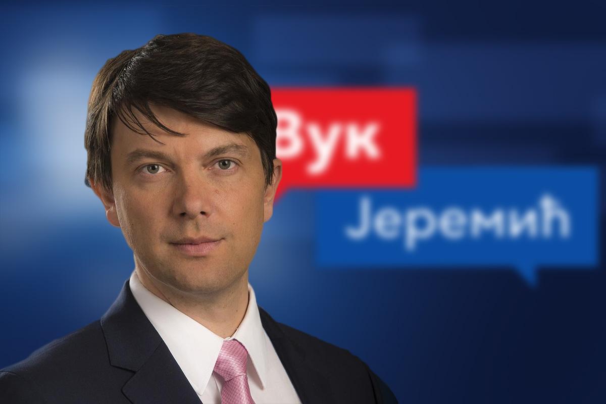 Конференција за новинаре портпарола тима Вука Јеремића