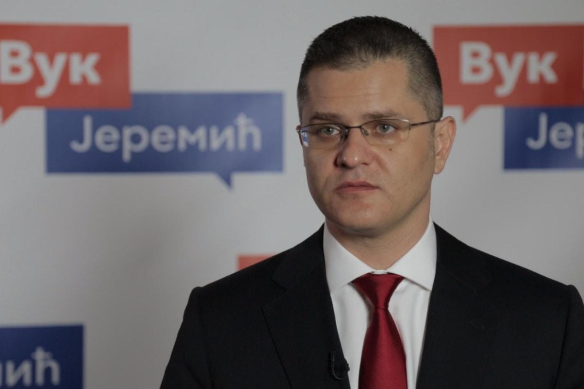 Јеремић: Позивам Вучића на ТВ дуел