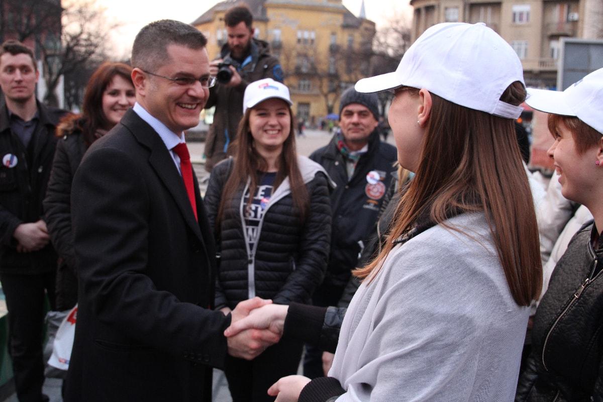 Јеремић у Суботици: На Копаонику бајке о савршеном животу