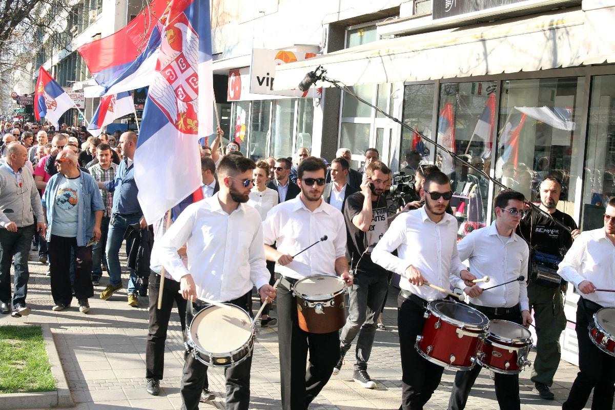 Јеремић у Крушевцу: Престајемо са поделама и сејањем мржње
