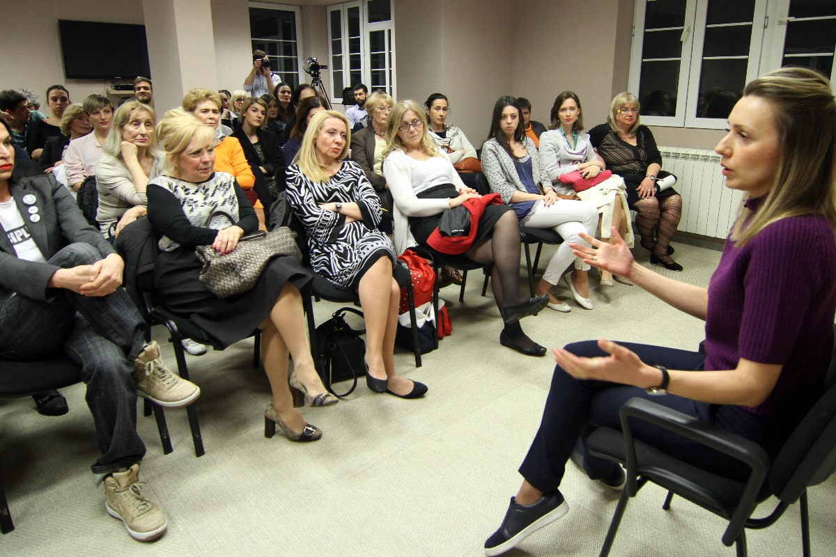 Наташа Јеремић: Солидарност ми даје снагу
