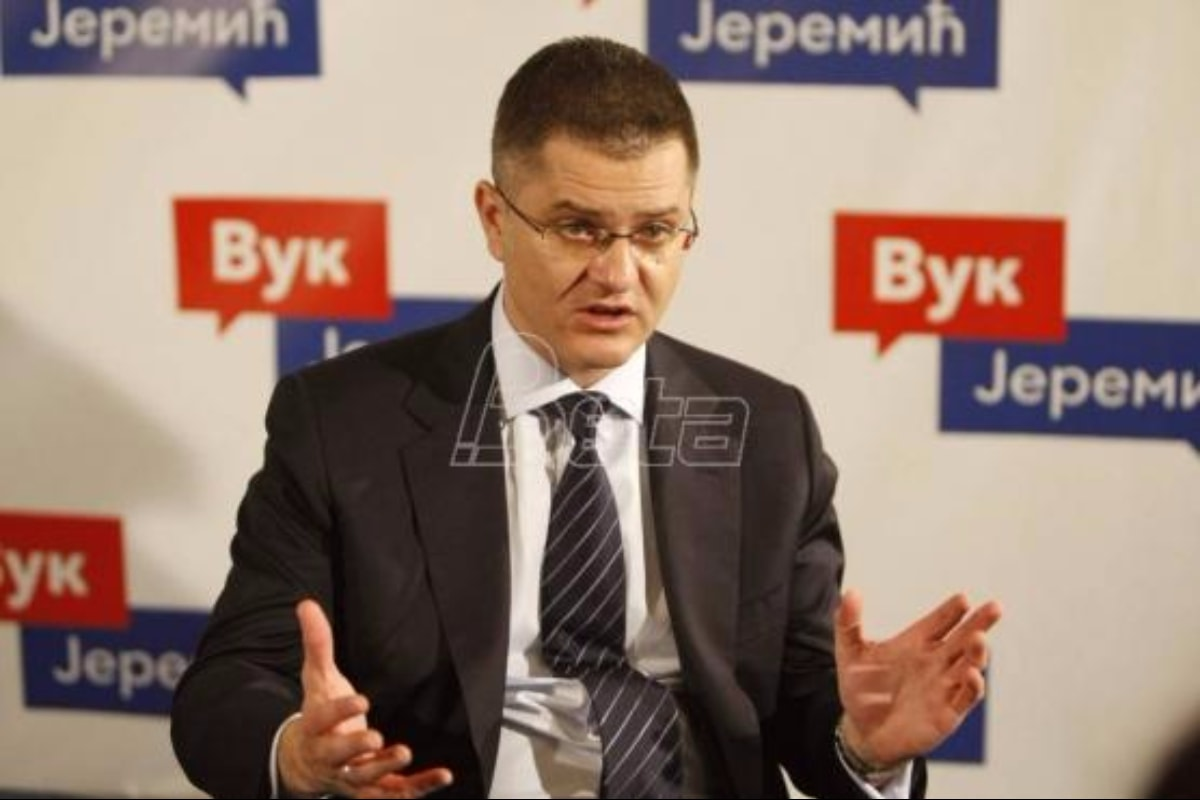 Јеремић: Нећу дозволити да се бриселски дијалог води као до сада
