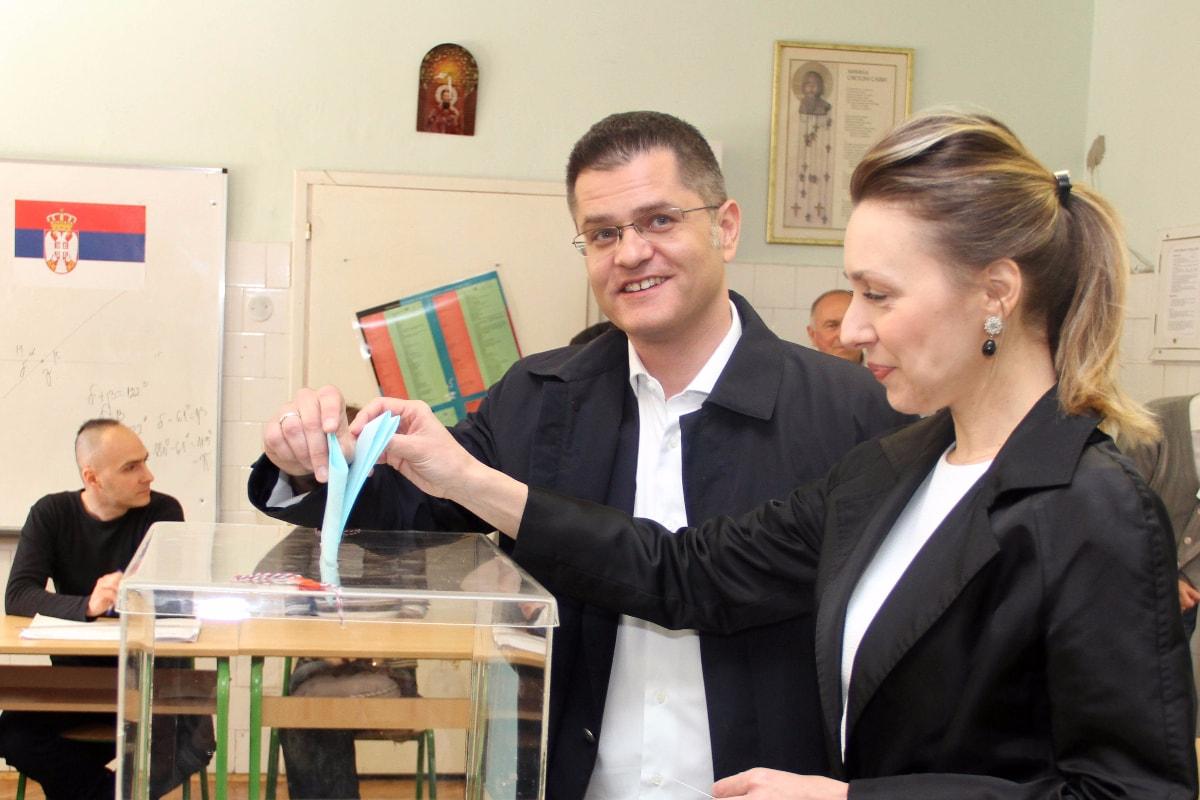 Јеремић: Избор који данас направимо живеће са нама још пет година